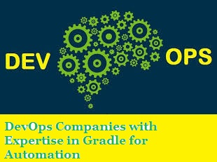 DevOps Companies with Expertise in Gradle for Automation