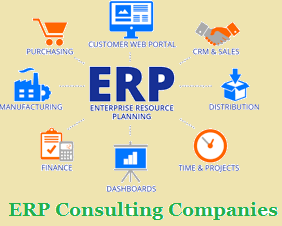 ERP Consulting Companies