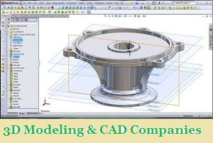 3D Modeling & CAD Companies