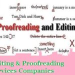 Top 10 Best Content Editing & Proofreading Services Companies