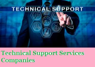 Technical Support Services Companies