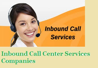 Inbound Call Center Services Companies
