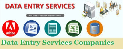 Data Entry Services Companies
