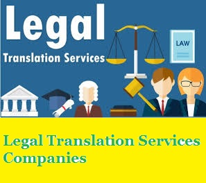 Legal Translation Services Companies