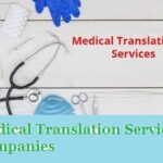 Top 10 Best Medical Translation Services Companies