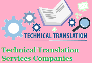 Technical Translation Services Companies