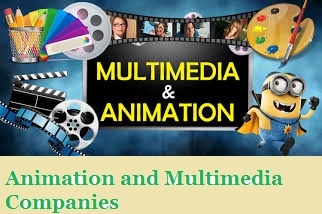 Animation and Multimedia Companies