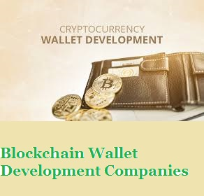 Blockchain Wallet Development Companies
