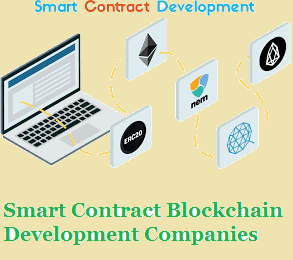 Blockchain Smart Contract Development Companies