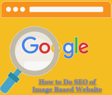 How to Get a Top Search Engine Ranking of an Image-Based Website