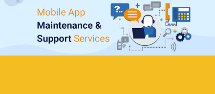 Mobile App Maintenance & Support Services Company