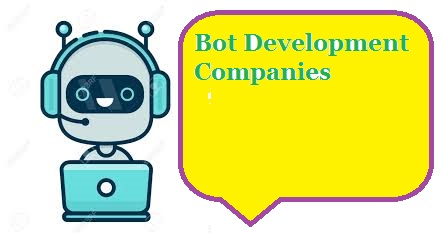 Bot Development Companies