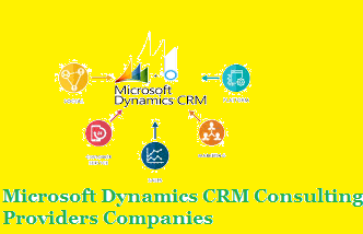 Microsoft Dynamics CRM Consulting Providers Companies