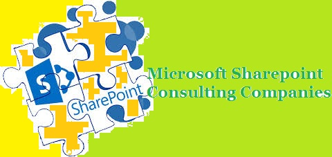 Microsoft Sharepoint Consulting Companies