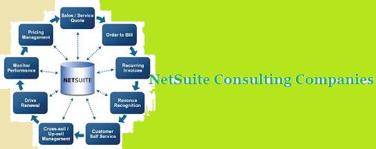 NetSuite Consulting Companies
