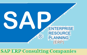 SAP ERP Consulting Companies