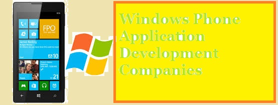 Windows Phone Mobile App Development Companies