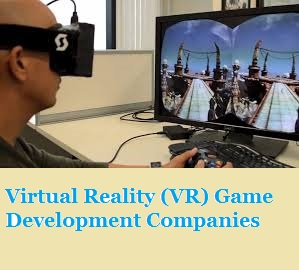 (Virtual Reality) VR Game Development Companies