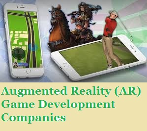 (Augmented Reality)AR Game Development Companies