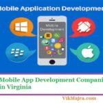 Top 10 Best Mobile App Development Companies in Virginia