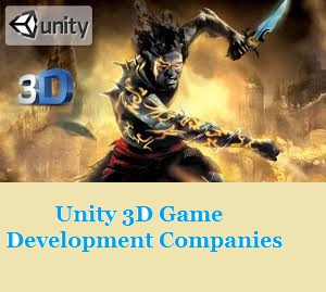 Unity 3D Game Development Companies