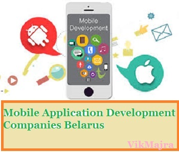 Mobile Application Development Companies Belarus