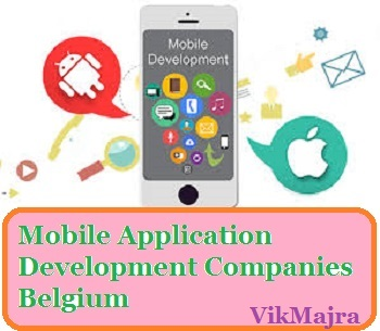 Mobile Application Development Companies Belgium