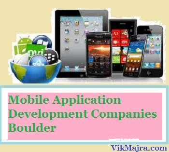 Mobile Application Development Companies Boulder