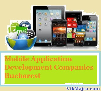 Mobile Application Development Companies Bucharest