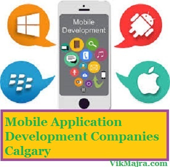 Mobile Application Development Companies Calgary