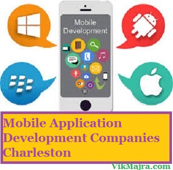 Mobile Application Development Companies Charleston