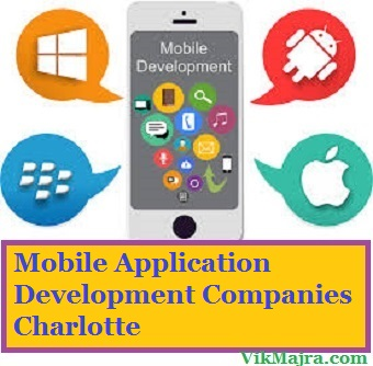 Mobile Application Development Companies Charlotte