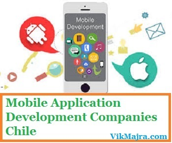 Mobile Application Development Companies Chile