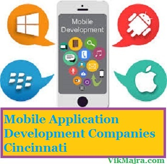 Mobile Application Development Companies Cincinnati