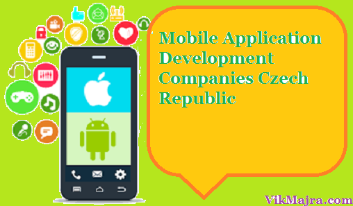 Mobile Application Development Companies Czech Republic