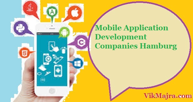Mobile Application Development Companies Hamburg