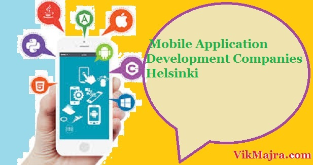 Mobile Application Development Companies Helsinki