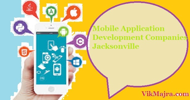 Mobile Application Development Companies Jacksonville