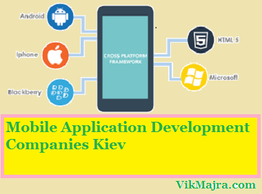 Mobile Application Development Companies Kiev