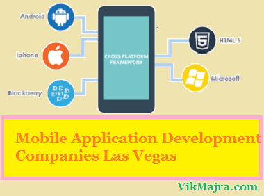 Mobile Application Development Companies Las Vegas