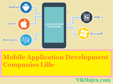 Mobile Application Development Companies Lille