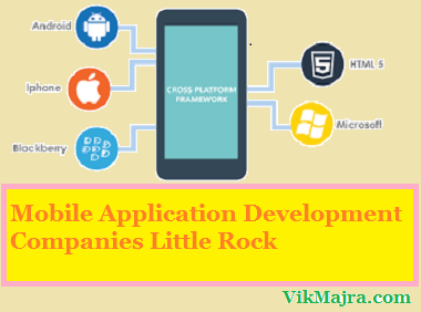 Mobile Application Development Companies Little Rock