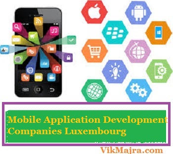 Mobile Application Development Companies Luxembourg