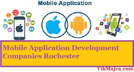 Mobile Application Development Companies Rochester