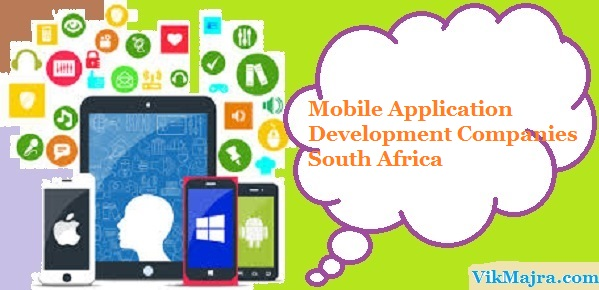 Mobile Application Development Companies South Africa