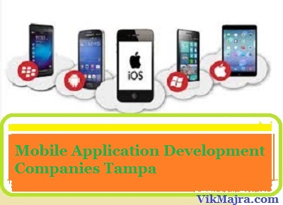 Mobile Application Development Companies Tampa