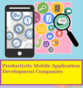 Productivity Mobile Application Development Companies