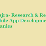 VikMajra- Research & Review of Mobile App Development Companies