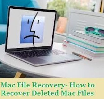 Mac File Recovery- Recover Deleted or Lost Files on Mac