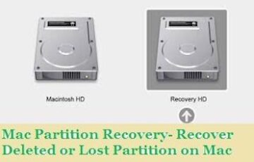 Mac Partition Recovery